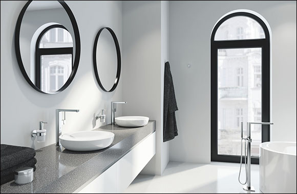 GROHE Perfect Match: The Curated Bathroom Concept for a Perfectly Coordinated Home Spa Experience