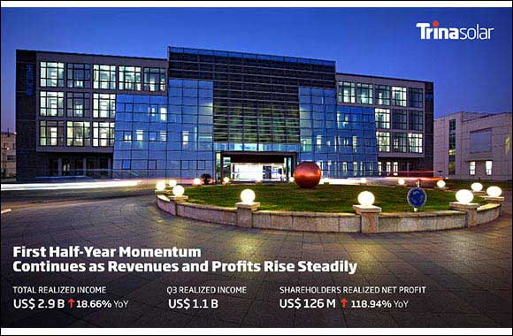 First Half-Year Momentum Continues as Revenues and Profits Rise Steadily