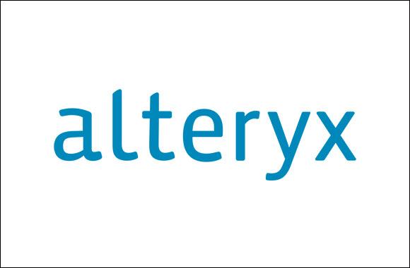 Alteryx Announces Third Quarter 2020 Financial Results
