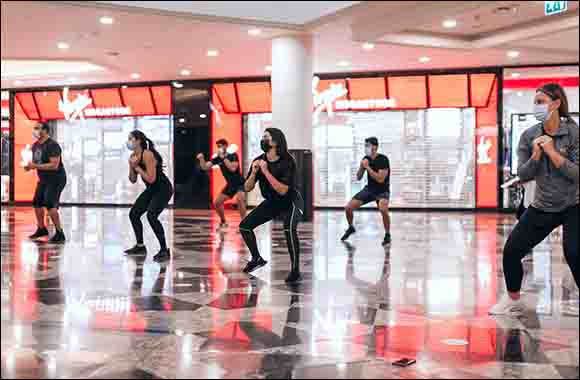 Mall of the Emirates Offers Customers the Chance to Take Part in Fun Fitness Activities and Win Exclusive Prizes