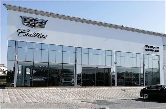Cadillac and Al Ghandi Auto Unveil New Showroom and Service Centre in Al Ain