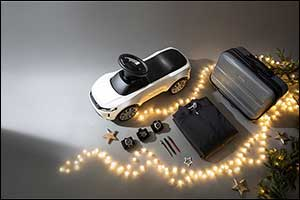 Above and Beyond at Christmas: New Gifts in Land Rover Retailers