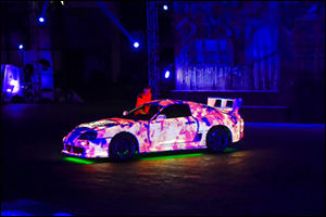 Global Village Scoops Second Guinness World Records� Title for the Most LED Lights on a Car
