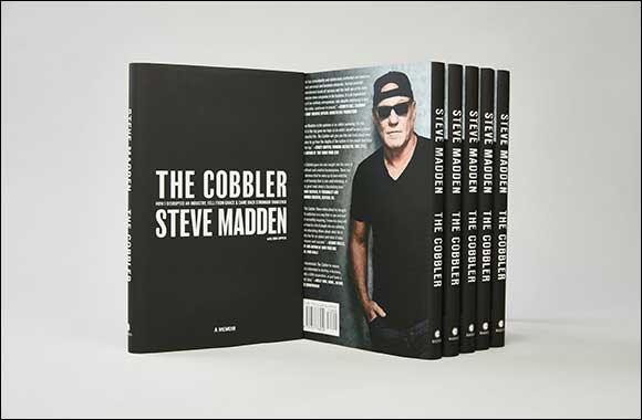 "Steve Madden Launches his Highly Anticipated Memoir ""The Cobbler"" in the United Arab Emirates"