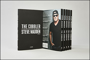 "Steve Madden Launches his Highly Anticipated Memoir ""The Cobbler"" in the United Arab Emira ..."