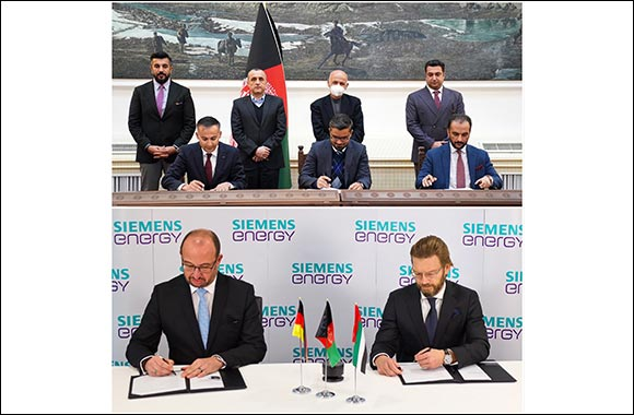 Siemens Energy Signs Agreement to Develop Afghanistan as an Energy Hub