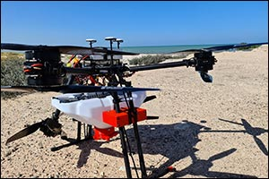 Environment Agency � Abu Dhabi and ENGIE Use Drone Technology in Mangrove Rehabilitation Project