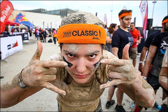 Last Chance to Sign Up and Take on  Jeep Tough Mudder in RAK this Weekend!