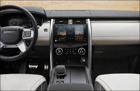 Jaguar Land Rover's Pivi Pro Infotainment System Recognised by Autobest Awards
