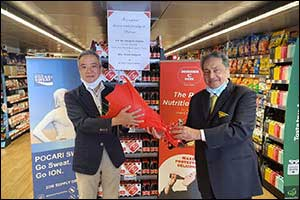 Japanese Consul General visits Al Maya Supermarket