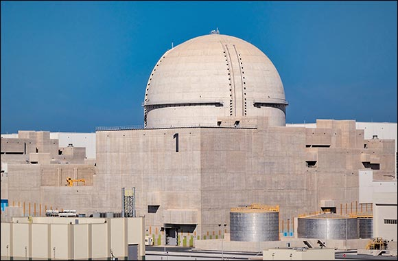 Unit 1 of Barakah Nuclear Energy Plant Reaches 80% Power as Power Ascension Testing Continues