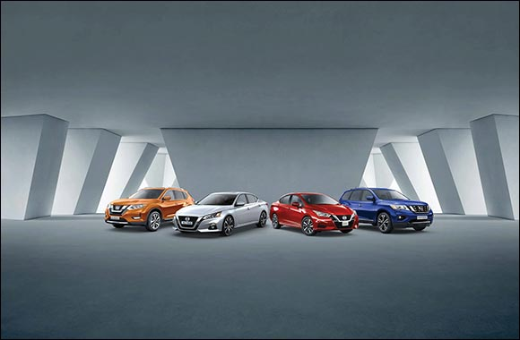 Nissan of Arabian Automobiles Announces Annual Year-End Savings Campaign