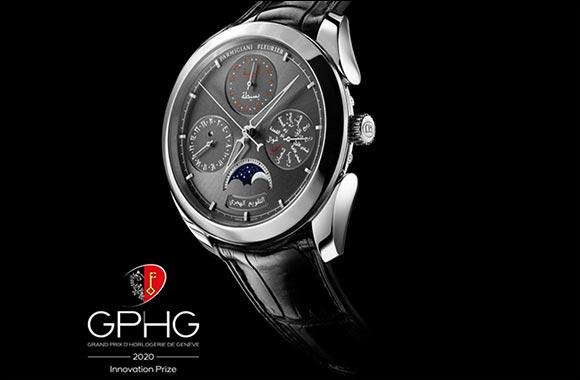 Parmigiani Fleurier Receives Prestigious GPHG Innovation Prize For the first Hijri Perpetual Calendar Wristwatch
