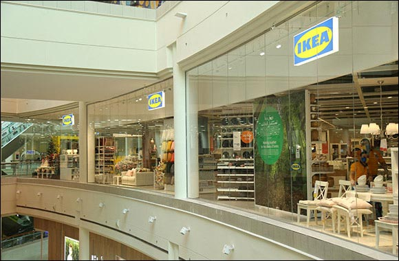 IKEA Opens Doors to the Second Store in Abu Dhabi in Al Wahda Mall