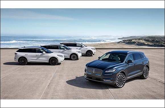 Sanctuary Refined: New Lincoln Nautilus Brings Serene Design, Elevated Technology to Midsize SUV Category