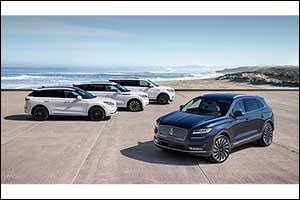 Sanctuary Refined: New Lincoln Nautilus Brings Serene Design, Elevated Technology to Midsize SUV Cat ...