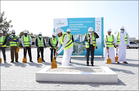 AquaChemie Breaks Ground on $40 M Petrochemical Terminal at Jebel Ali Port