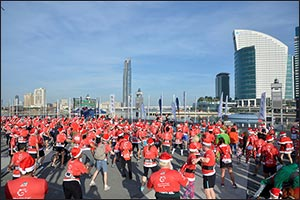 Registrations Now Open for the 3rd Edition of the Dubai Festival City Santa Run