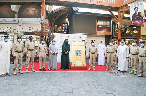 Dubai Gold & Jewellery Group Launches an Interactive Map for an Enhanced Gold Souk Shopping Experience