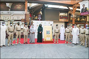 Dubai Gold & Jewellery Group Launches an Interactive Map for an Enhanced Gold Souk Shopping Experien ...