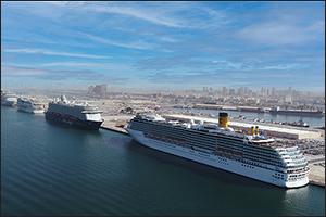 Mina Rashid Retains Its Title as the World's Leading Cruise Port at the World Travel Awards 2020