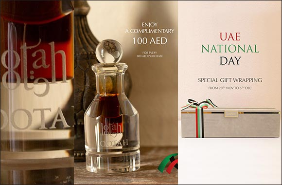 Celebrate the True Beauty of Emirati Scents this National Day with LOOTAH Perfumes
