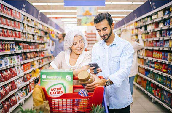 No more Checkout Queues: Carrefour launches Mobile-enabled Scan&Go Service