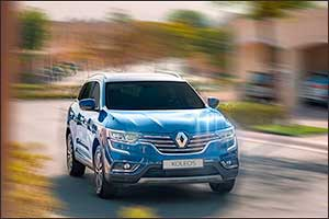 Renault of Arabian Automobiles Announces Exclusive Year-end Campaign