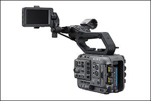 Sony Middle East & Africa Launches FX6 Full-frame Professional Camera to Expand its Cinema Line
