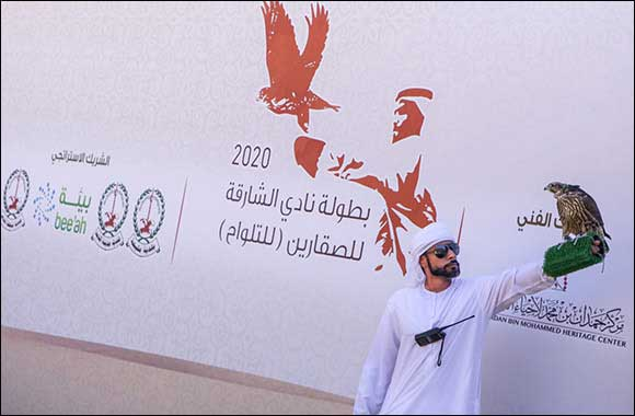 Strong Participation Registered at 4th Sharjah Falconers Club Championship
