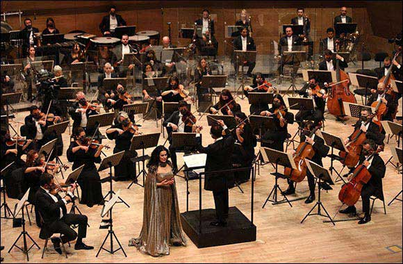 """The Turkish Presidential Symphony Orchestra's New Building Opened its Doors as """"Turkey's Cultural Campus"""""""
