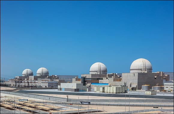 UAE achieves 1400MW of Clean Electricity as Barakah Unit 1 reaches 100% Power