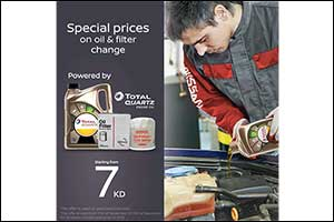 Nissan Al Babtain Brings a New Aftersales Deal this Season
