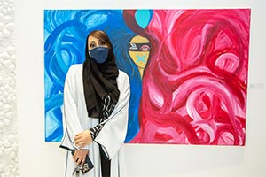 Mondrian Doha to Host Exclusive Art Exhibition by Sara Al Thani