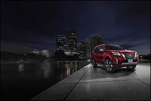 Nissan Al Babtain Welcomes the Arrival of the All-new Nissan X-terra 2021 at Its Showroom