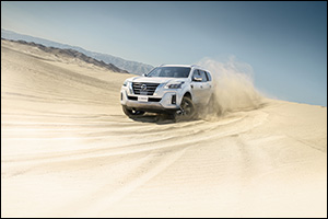 Nissan Al Babtain Welcomes the Arrival of the All-New Nissan X-Terra 2021 at Its Showrooms