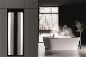 LG Water Heater Delivers Ultra Efficient, Eco-friendly Performance With Award-winning Design