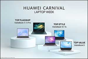 Huawei's Laptop Lineup Strengthens Its Position as a User Favorite With Its Wide Range of Options