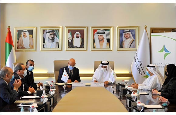 DHA signs MoU with Gulf Medical University