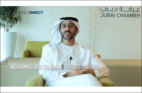 'Ask the Expert' Highlights Dubai Chamber's Role as a Business Facilitator