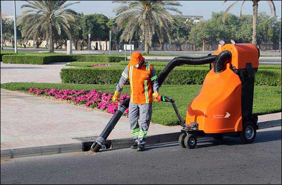 Dubai Municipality Prepares to Keep City Clean and Tidy after New Year Celebrations