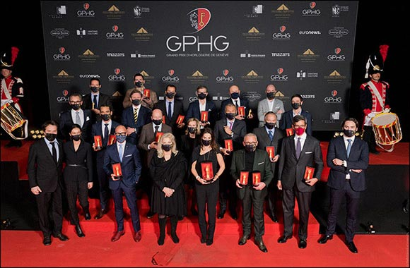 Parmigiani Fleurier Receives Prestigious GPHG Innovation Prize For the world's first Islamic Calendar Watch'