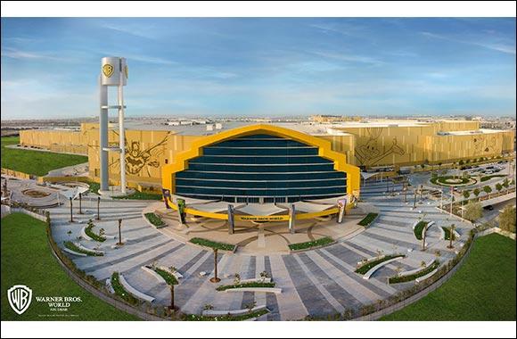 Double the Fun in 2021 at Ferrari World Abu Dhabi and Warner Bros. World™ Abu Dhabi