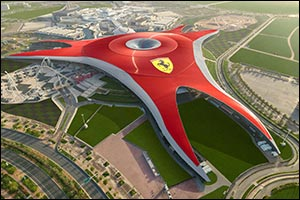 Double the Fun in 2021 at Ferrari World Abu Dhabi and Warner Bros. World� Abu Dhabi