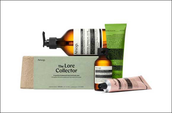 Aesop's Brand New Gift Kits: the Sensory Chronicles Are Finally Here