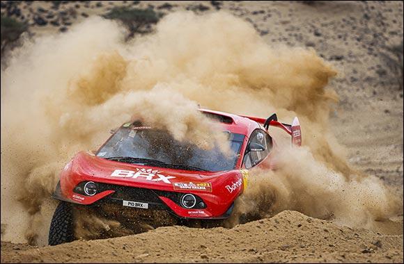 Bahrain Raid Xtreme (Brx) Partner With Kappa for Dakar Rally 2021