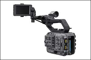 Sony FX6 joins list of approved cameras for shooting Netflix Originals