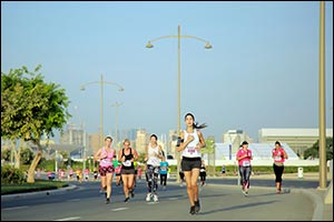 Dubai Sports Council Announces Four-stage Dubai Women's Running Challenge