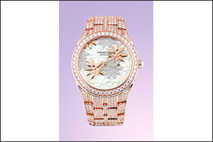 Parmigiani Fleurier Salutes the Spirit of Valentine's Day with Tonda Reine de Mai