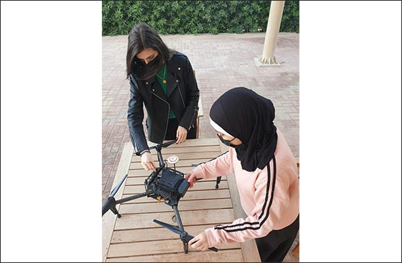 Abu Dhabi University Students win EGA Grant to Build AI-powered Drones and Robots